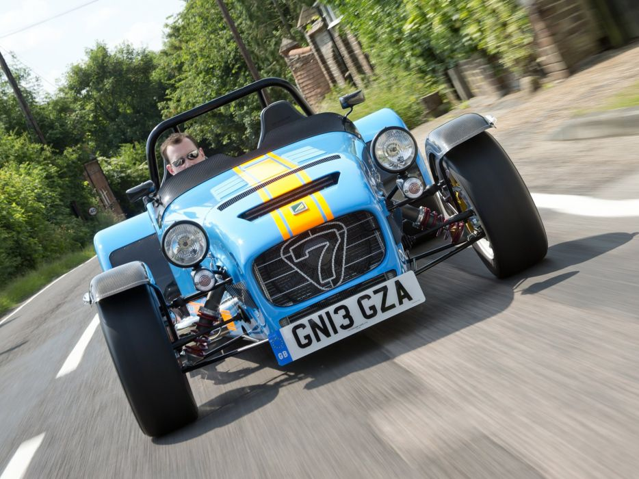 Caterham Seven 620-R 2013 cars wallpaper