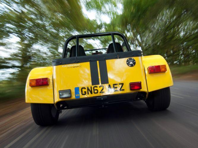 Caterham Seven Supersport-R 2012 cars wallpaper