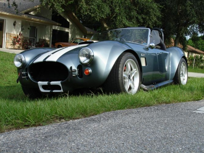 1965 Ford Cobra A-C muscle race racing classic hot rod rods 427 d wallpaper