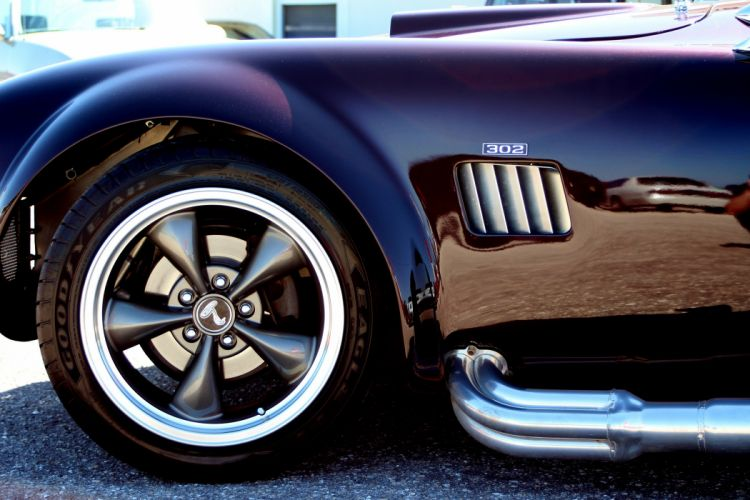 1965 Ford Cobra shelby a-c muscle classic race racing hot rod rods d wallpaper