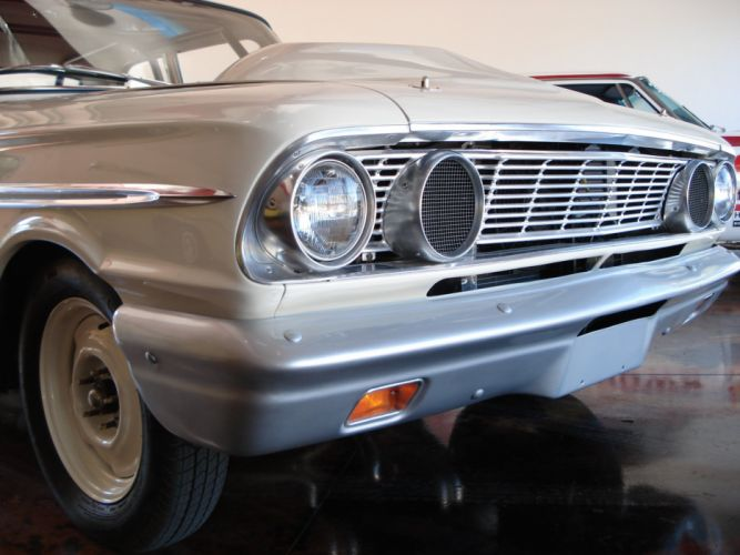 1964 Ford Thunderbolt 501ci stroker classic muscle hot rod rods drag racing race fairlane f wallpaper