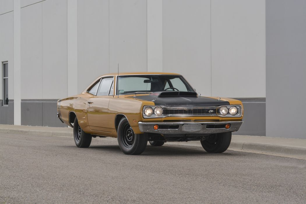 1969 Dodge Supe Bee 440 Six Pack Muscle Classic Old Original USA -09 wallpaper