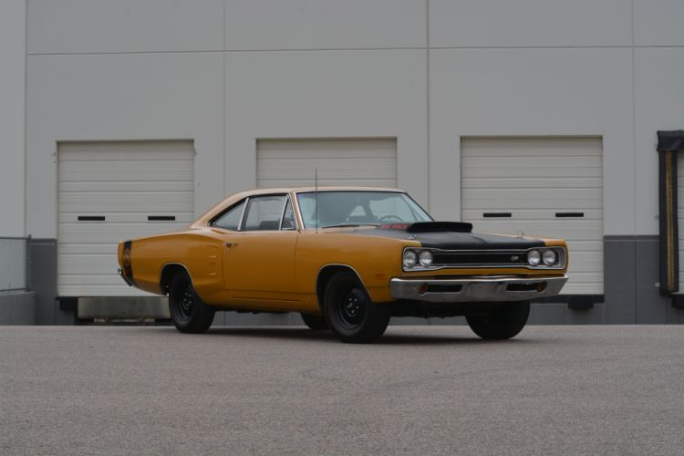 1969 Dodge Supe Bee 440 Six Pack Muscle Classic Old Original USA -18 wallpaper