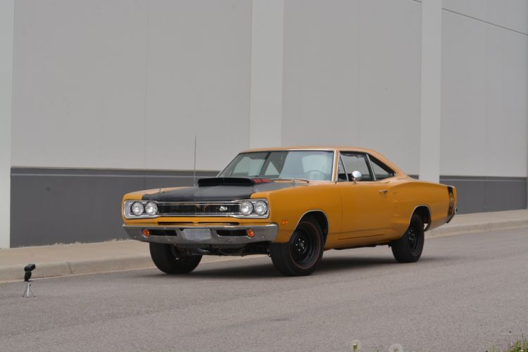 1969 Dodge Supe Bee 440 Six Pack Muscle Classic Old Original USA -21 wallpaper