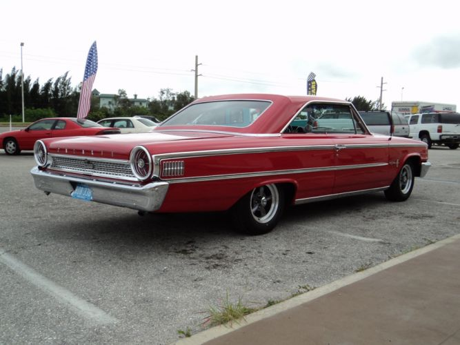 1963 Ford Galaxie 500 muscle classic d wallpaper