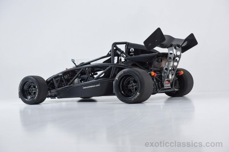 2009 Ariel Atom-3 Supercharged Black CARS wallpaper