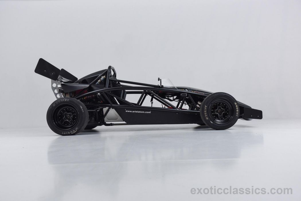 2009 Ariel Atom-3 Supercharged Black CARS wallpaper