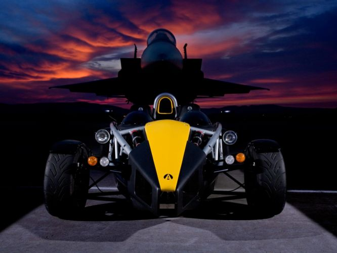 2004 Ariel Atom Supercharged CARS wallpaper