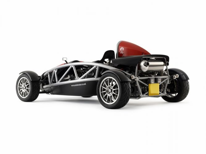 2008 Ariel Atom-3 Supercharged CARS wallpaper