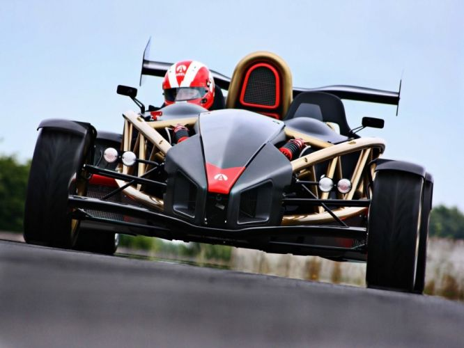 2010 Ariel Atom v8 Supercharged CARS wallpaper