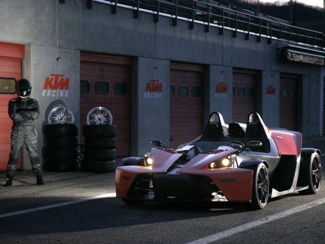 KTM X-Bow 2007 cars wallpaper