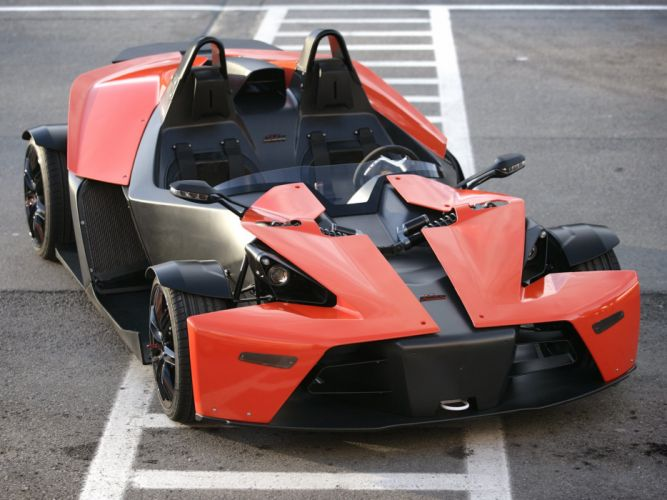 KTM X-Bow 2007 cars wallpaper