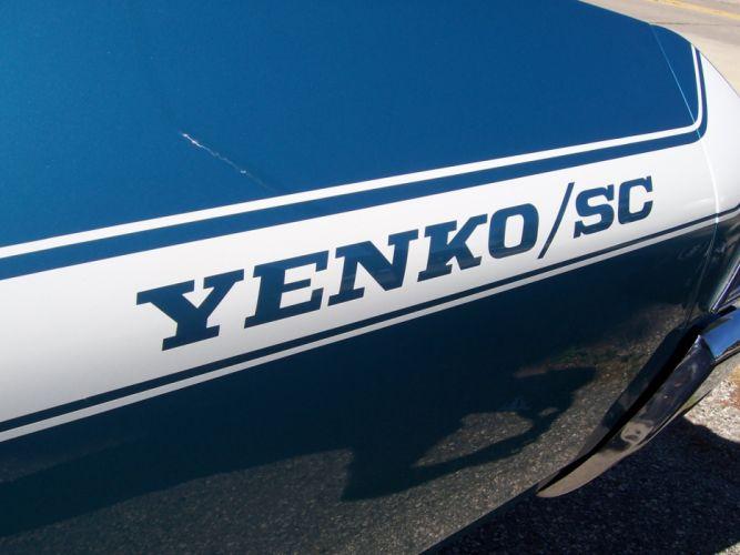1968 Chevrolet Chevelle Yenko 427 muscle classic hot rod rods f wallpaper