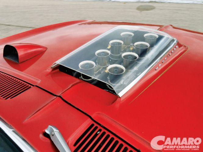 1967 Chevrolet Camaro hot rod rods muscle classic custom 396ci d wallpaper