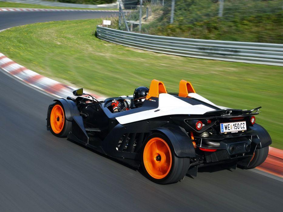 KTM X-Bow-r Prototype 2010 cars wallpaper