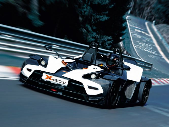 KTM X-Bow-R 2011 cars wallpaper