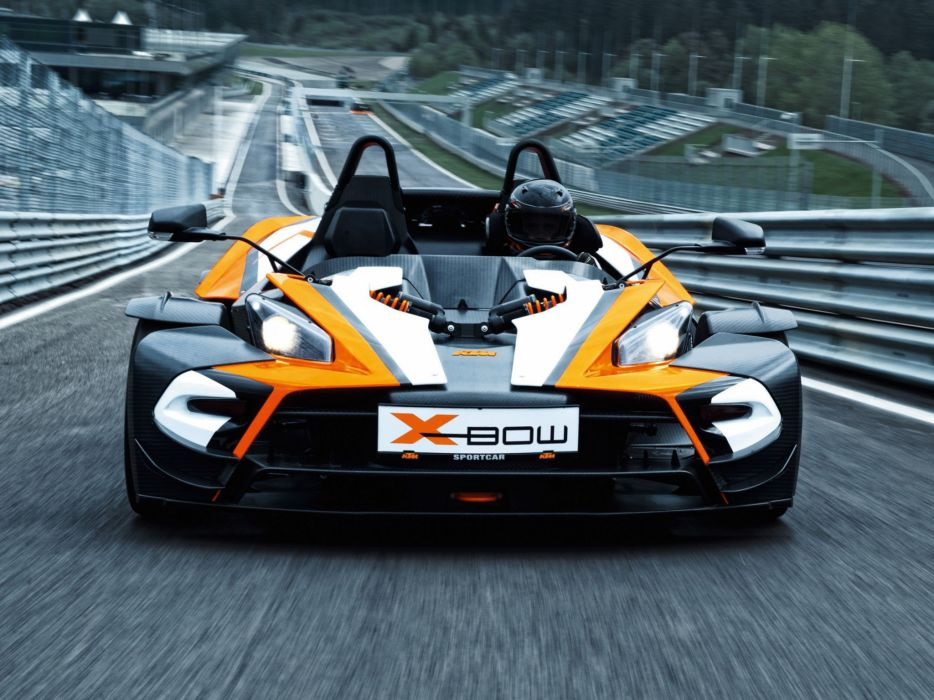 KTM X Bow R 2011 Cars Wallpaper