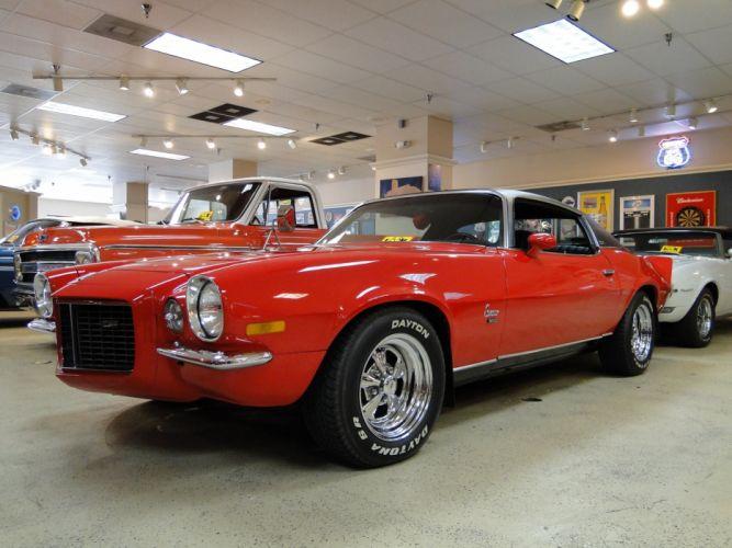 1973 Chevrolet Camaro LT muscle classic l-t d wallpaper