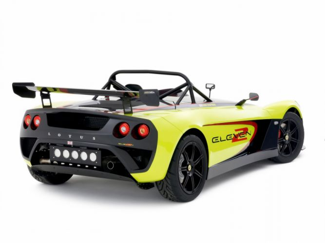 Lotus 2-Eleven Entry Level 2008 cars wallpaper