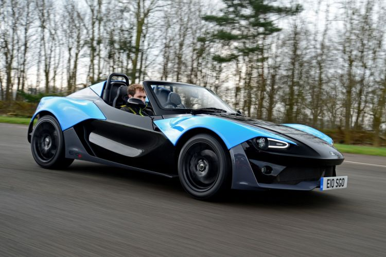 2014 Zenos E10 cars wallpaper