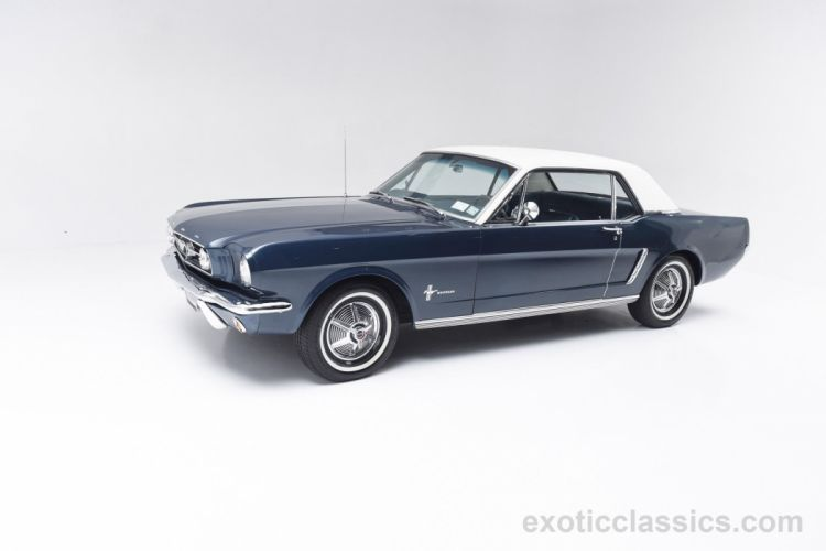 1965 Ford Mustang Coupe classic cars pony wallpaper
