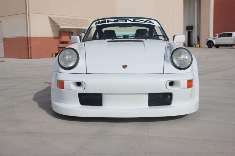 1987 PORSCHE 911 RENZA MOTORSPORTS WIDE BODY supercar tuning d wallpaper