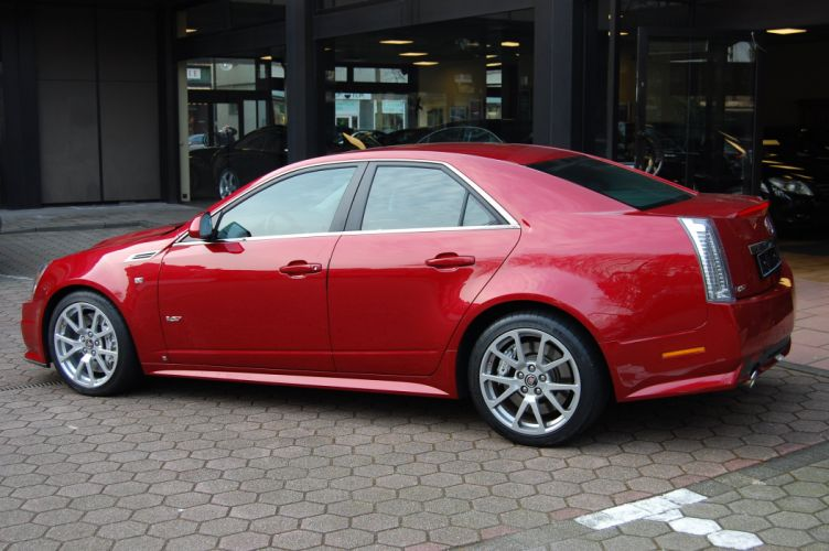 2010 CADILLAC CTS-V 6 2 SUPERCHARGED EUROPAMODELL cts luxury muscle d wallpaper
