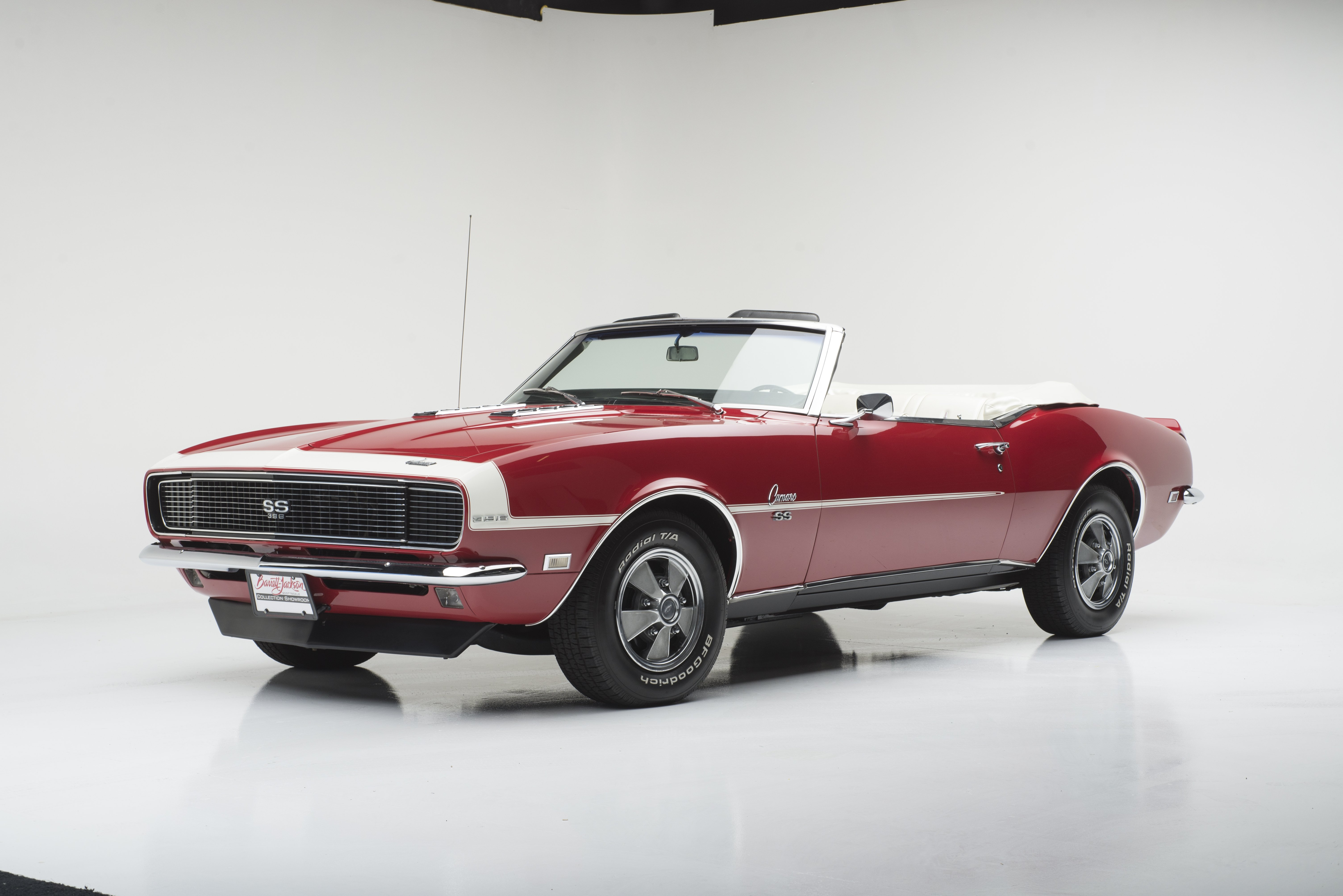 1968 Chevy Camaro Rs Ss Convertible Muscle Classic S R F Wallpaper 6016x4016 711304 Wallpaperup