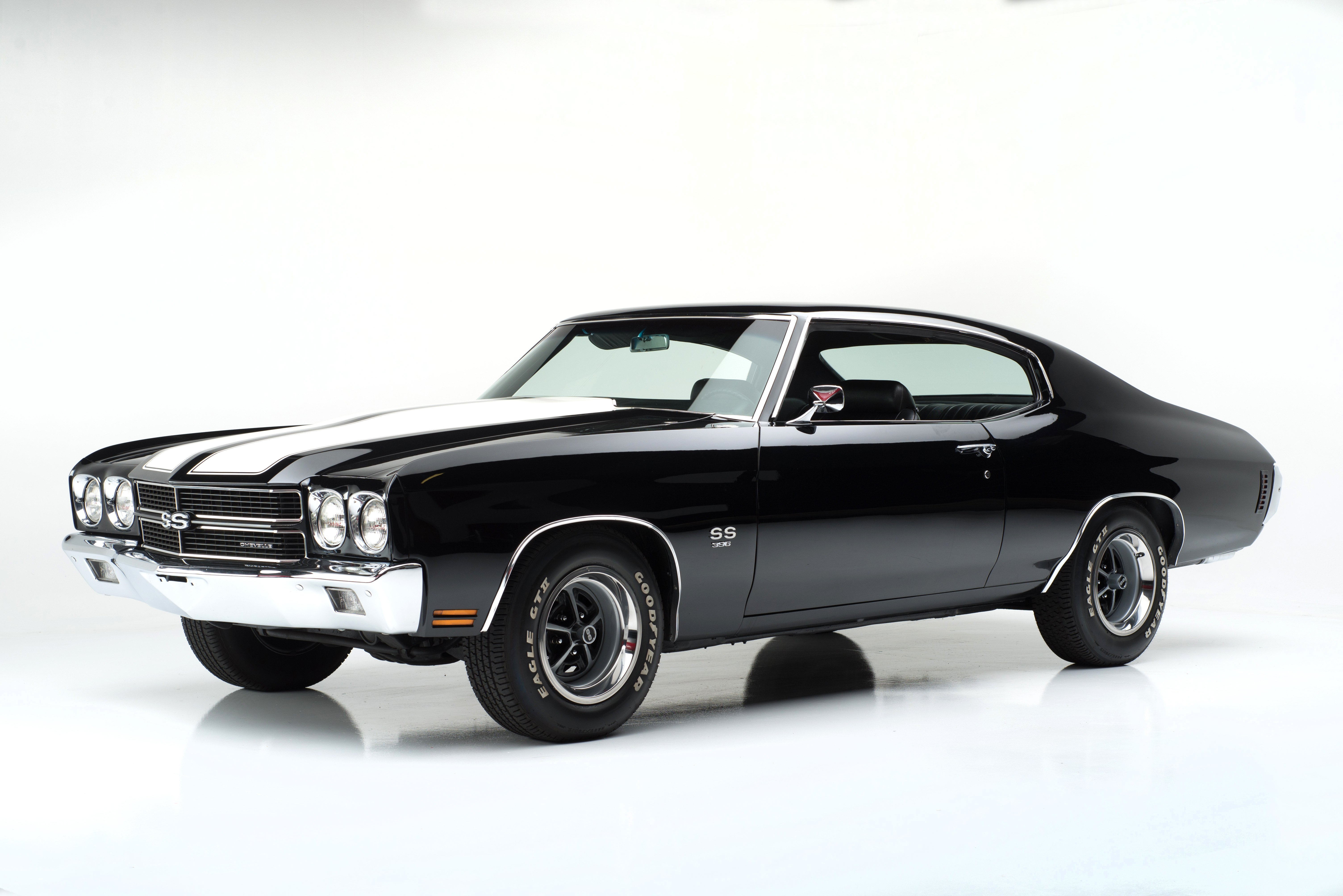 1970 CHEVROLET CHEVELLE SS 396 muscle classic s-s d ...