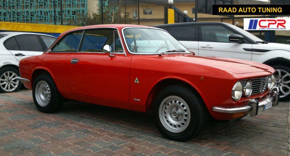 1975 ALFA ROMEO GTV 2000 tuning f wallpaper