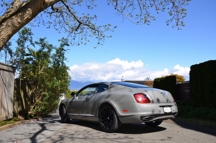 2010 BENTLEY CONTINENTAL SUPERSPORT luxury d wallpaper