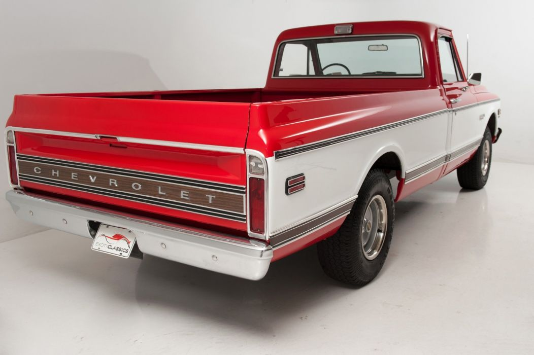 1972 CHEVROLET C-10 CHEYENNE PICKUP cars wallpaper