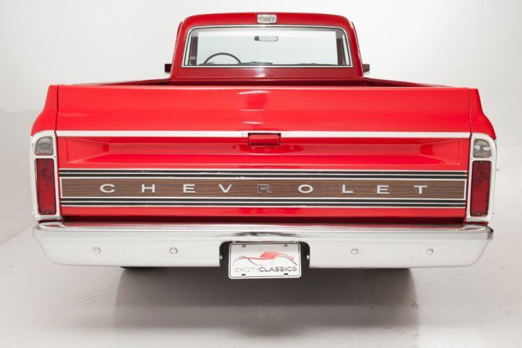 1972 CHEVROLET C-10 CHEYENNE PICKUP cars wallpaper