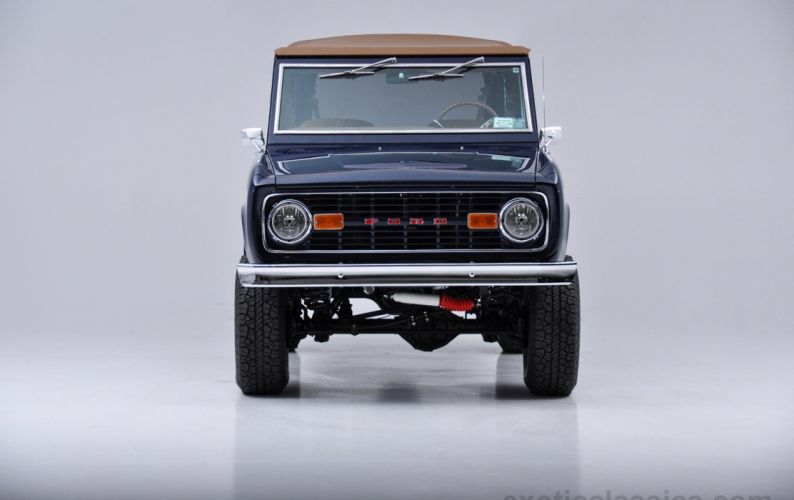 1974 FORD BRONCO 4wd all road 4x4 cars wallpaper