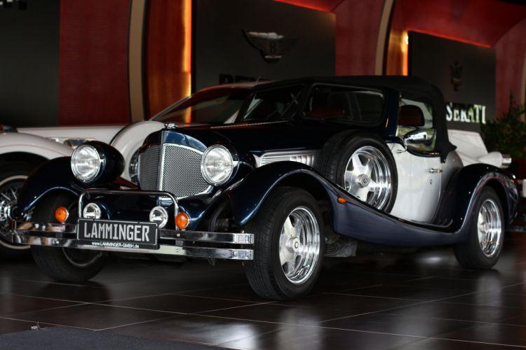 2006 BUFORI MK-II ROADSTER luxury d wallpaper
