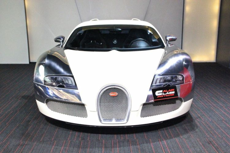 2009 Bugatti Veyron supercar d wallpaper