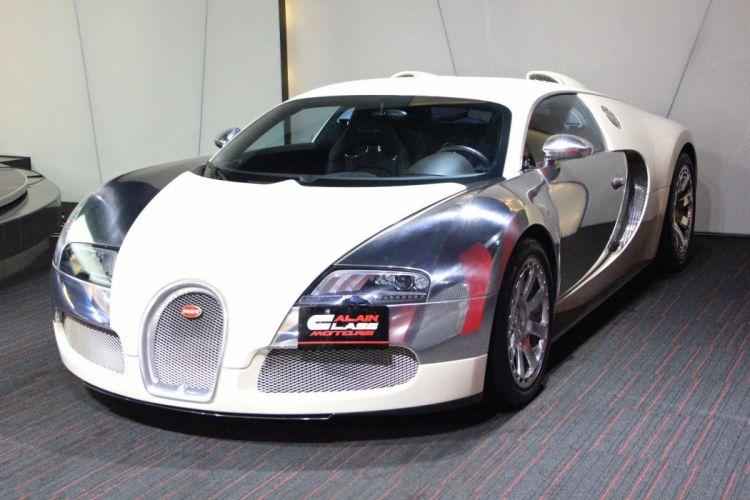2009 Bugatti Veyron supercar d wallpaper
