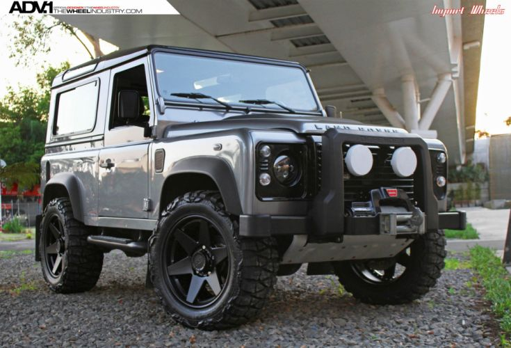 ADV 1 WHEELS LAND ROVER DEFENDER 4wd all road cars wallpaper
