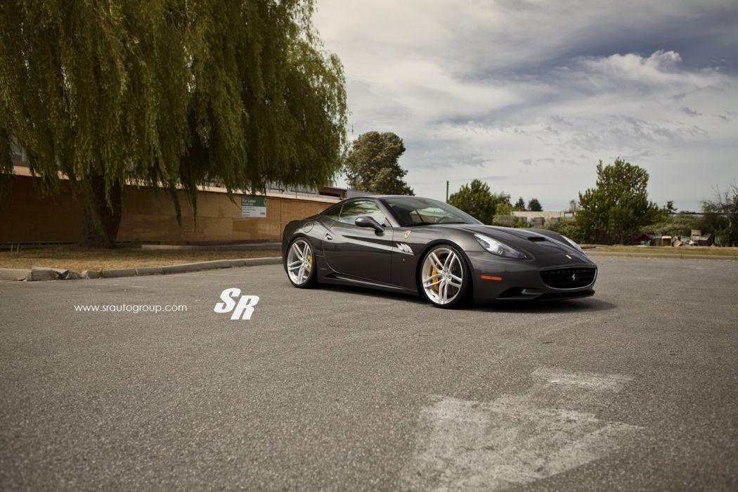 Ferrari California pur wheels cars wallpaper