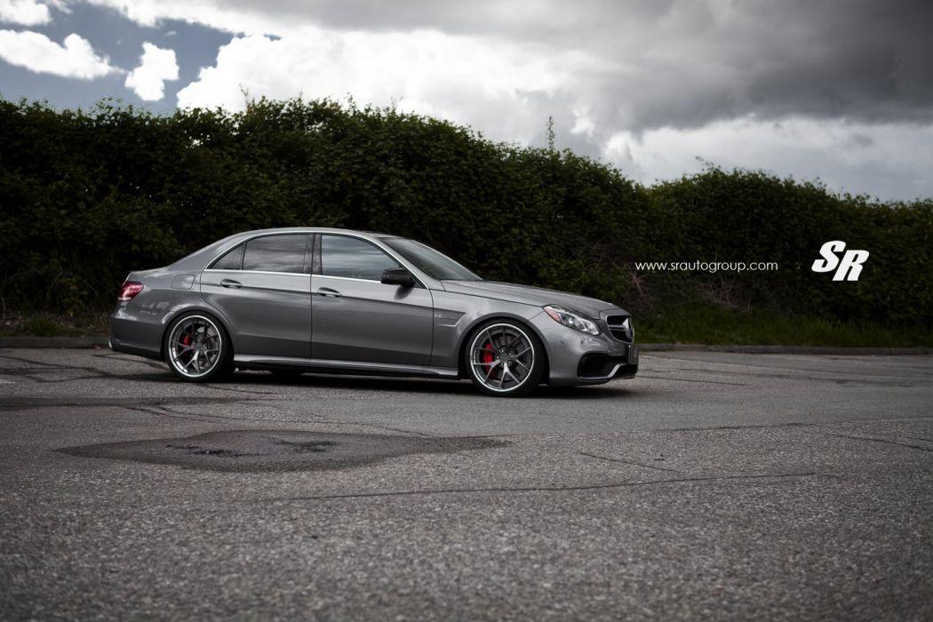 Mercedes E63 AMG pur wheels cars wallpaper