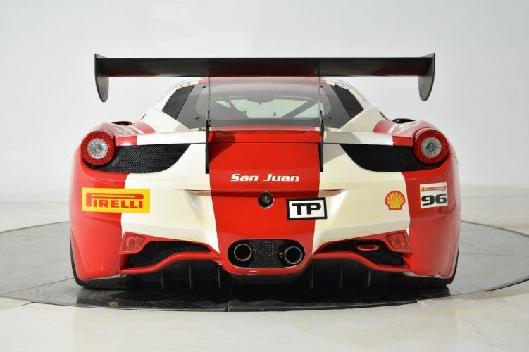 2011 FERRARI 458 CHALLENGE supercar race racing f wallpaper