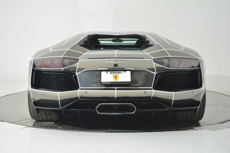 2012 LAMBORGHINI AVENTADOR LP 700-4 supercar f wallpaper