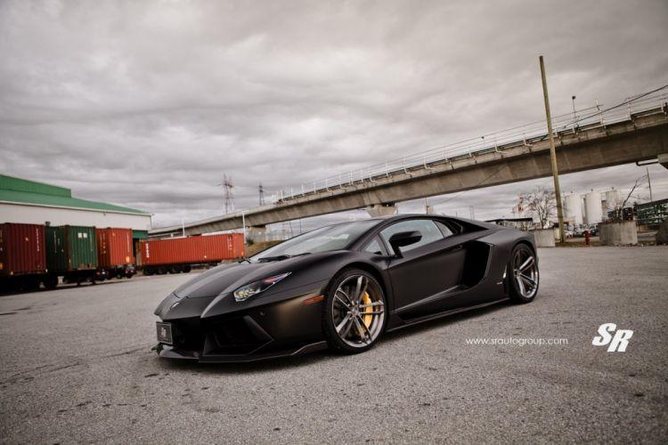 Lamborghini Aventador pur wheels cars wallpaper