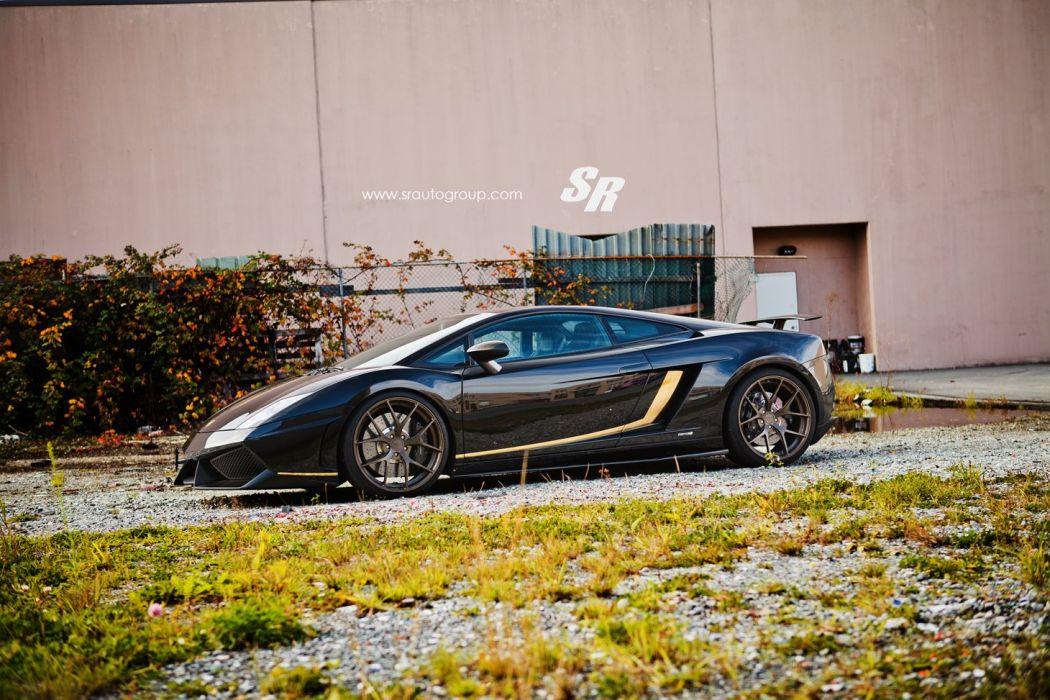 Lamborghini gallardo pur wheels cars wallpaper