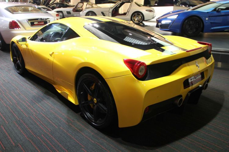 2015 Ferrari 458 Speciale supercar f wallpaper