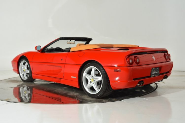 1999 FERRARI F355 SPIDER F-1 supercar f wallpaper