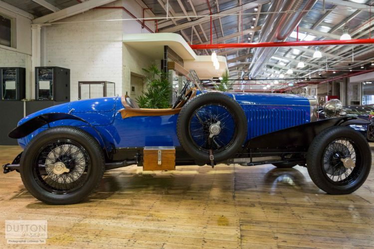 1924 HISPANO SUIZA H6C SHORT CHASSIS retro vintage f wallpaper