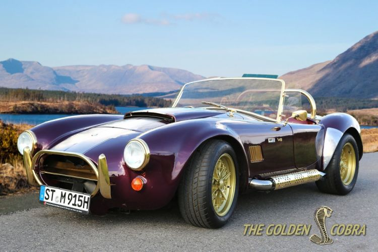 1980 GOLDEN DAX COBRA shelby ford muscle hot rod rods supercar f wallpaper