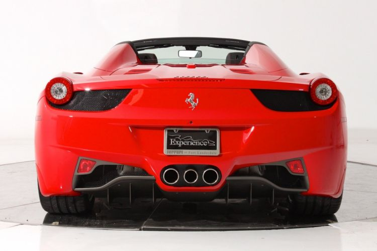 2013 FERRARI 458 SPIDER supercar f wallpaper
