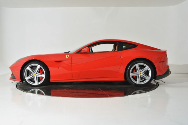 2014 FERRARI F12 BERLINETTA supercar f wallpaper